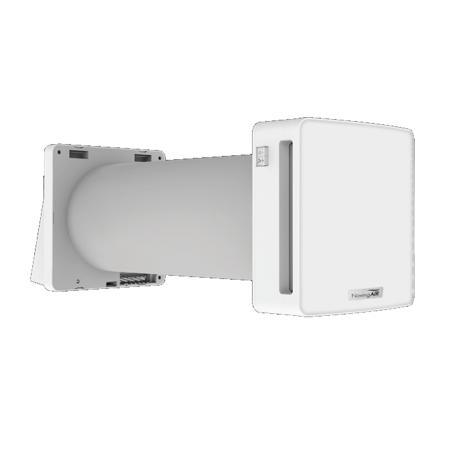 Ventilatie cu recuperare de caldura descentralizata unitate de perete NovingAIR