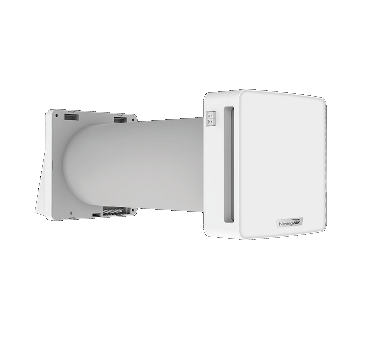 Unitate ventilatie cu recuperare de caldura NovingAIR Active 150