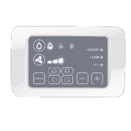 unitate de comanda prin radio pentru sistemele NovingAIR de ventilatie cu recuperare de caldura