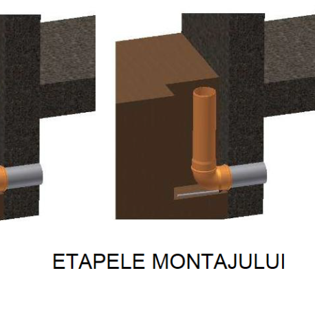 Sevi 160 ventilatie aerisire cu recuperare de caldura beci pivnita NovingAIR sectiune montaj etape