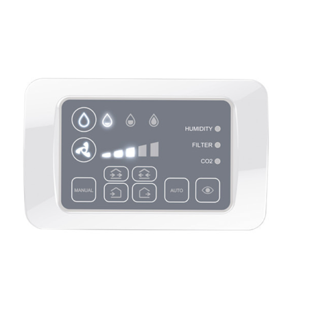 remote panel Novingair wireless