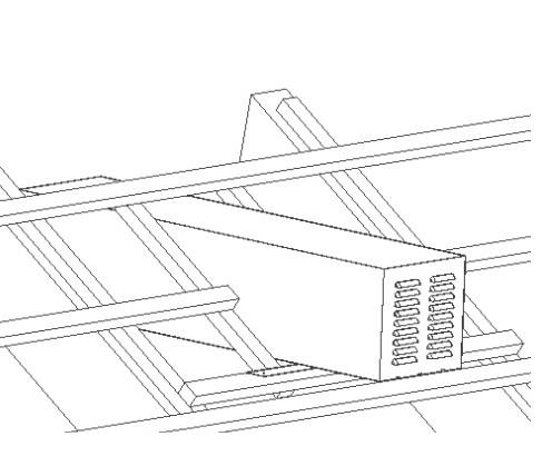 montaj ventilatie cu recuperare mansarda 2