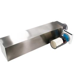 Unitate Sevi160RO de ventilatie cu recuperare de caldura pentru mansarda sau pod