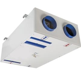 Centrala de ventilatie cu recuperare de caldura NovingAIR Eco IL 550 E BP