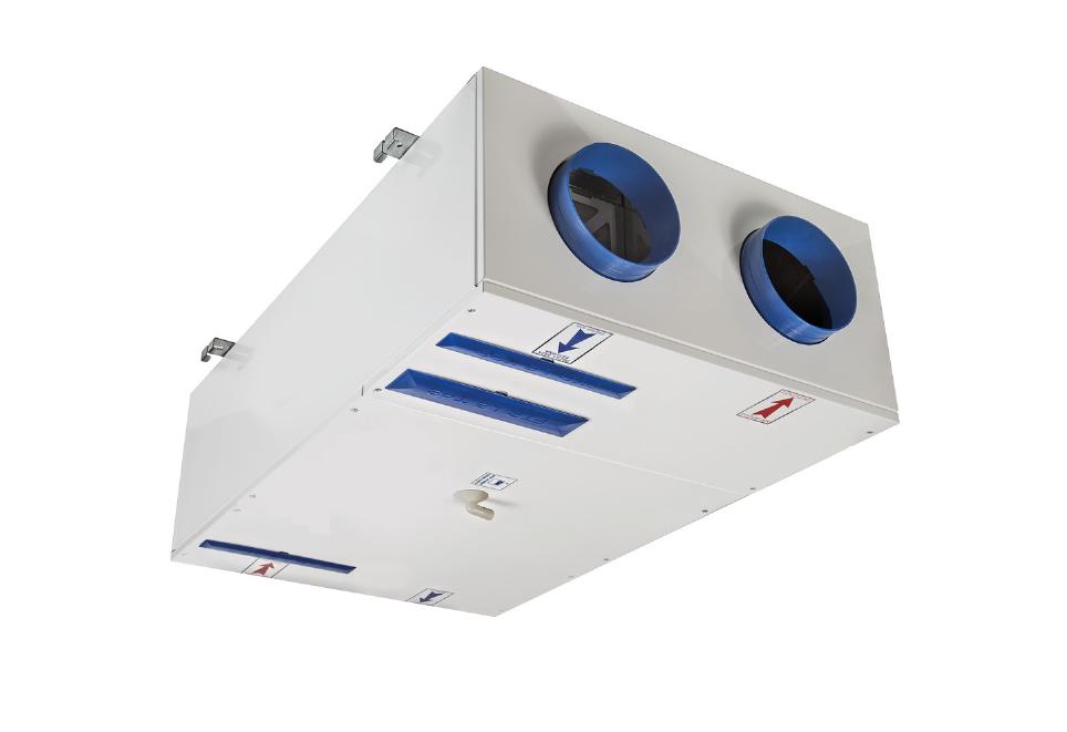 Centrala de ventilatie cu recuperare de caldura NovingAIR Eco IL 400 E BP