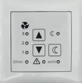 Controler centrala ventilatie ZG 200, ZG 400