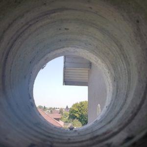 Gaura in perete BCA