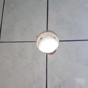 Gaura baie pentru ventilator