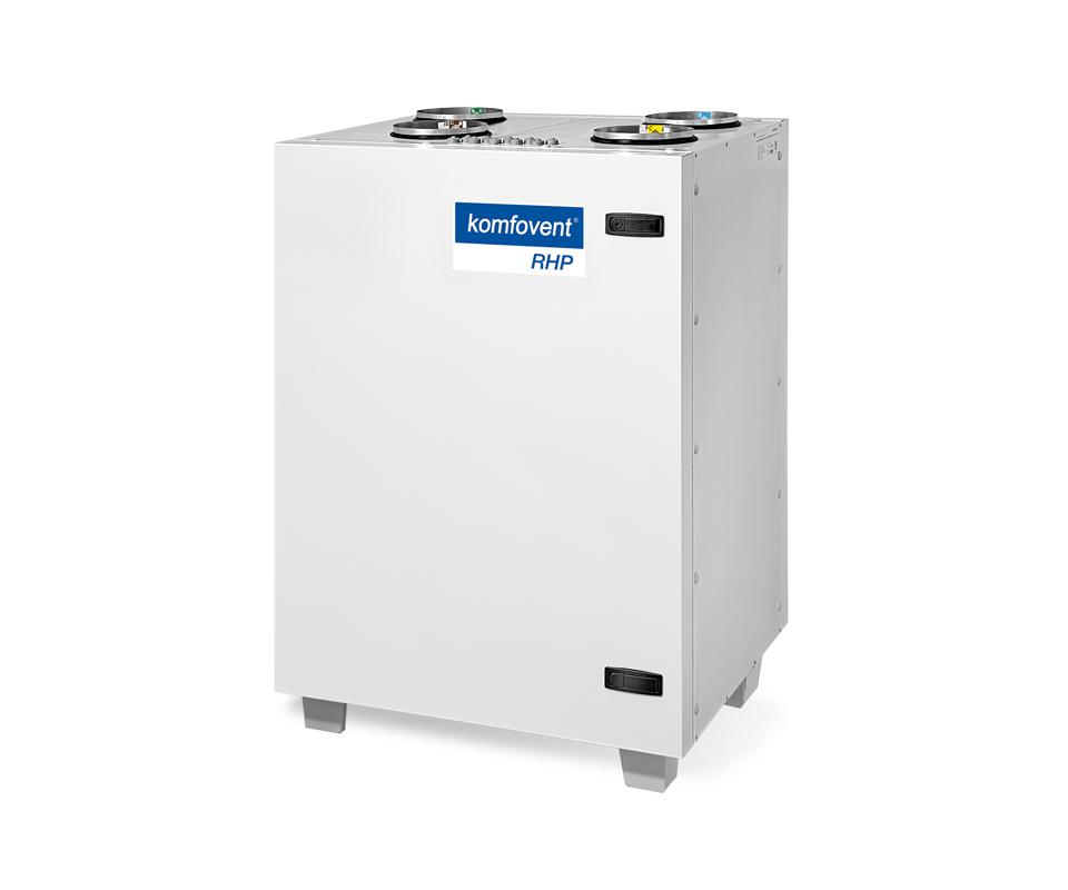 Unitate ventilatie cu pompa de caldura Komfovent RHP 400 V