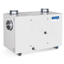 Unitate ventilatie cu pompa de caldura Komfovent RHP 600 U
