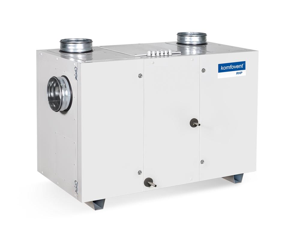 Unitate ventilatie cu pompa de caldura Komfovent RHP 800 U