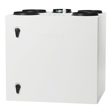 Recuperator-caldura-ventilatie-Domekt-R-400V-C6M
