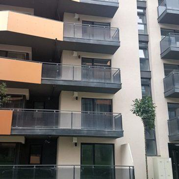Ventilatie cu recuperare de caldura montata in standard in apartamente noi in Cluj