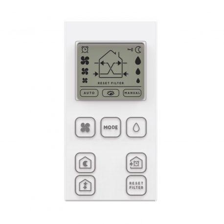 recuperator-caldura-remote control-Phantom-NovingAIR-1