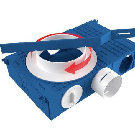 Asamblare-sistem-modular-componente-ventilatie-BLUE-Novingair