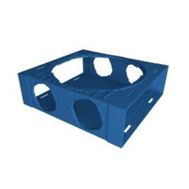 Componenta sistem ventilatie modul de baza BLUE GTBL8