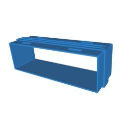Componenta sistem ventilatie cuplaj module BLUE GTBL7