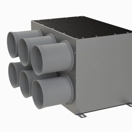 distribuitor-izolat-komfovent-KMF-LOK-H-160-75×6