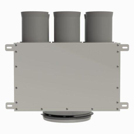 distribuitor-izolat-komfovent-KMF-LOK-H-160-75×6-frontal