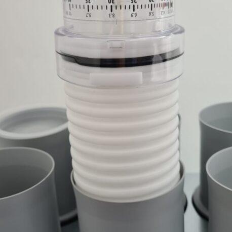distribuitor-ventilatie-metalic-izolat-novingair-detaliu-teava